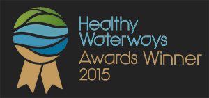 Healthy Waterways Awards Winner 2015
